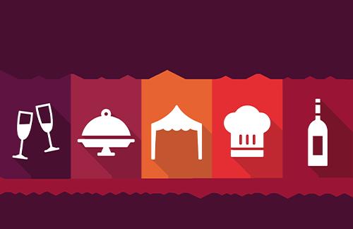 Catering- en partyservice van Dam