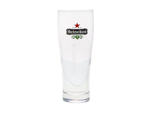 Heineken glas ellipse