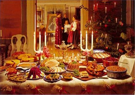 kerstbuffet warm en koud
